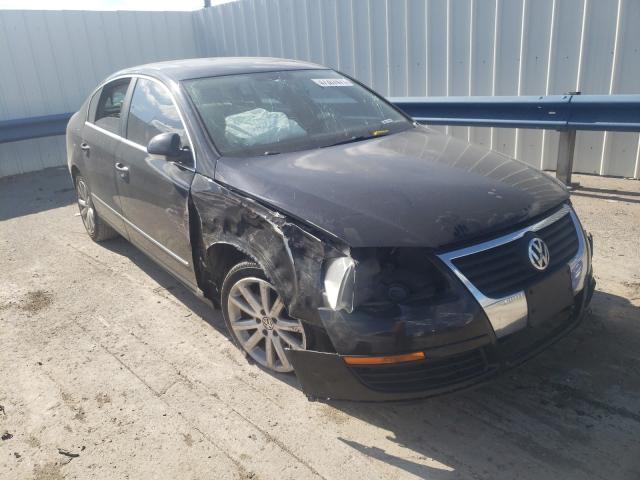 Salvage cars for sale at Lebanon, TN auction: 2006 Volkswagen Passat 2.0