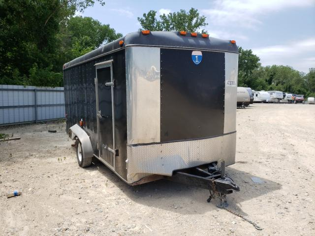 Interstate Cargo Trailer salvage cars for sale: 2013 Interstate Cargo Trailer