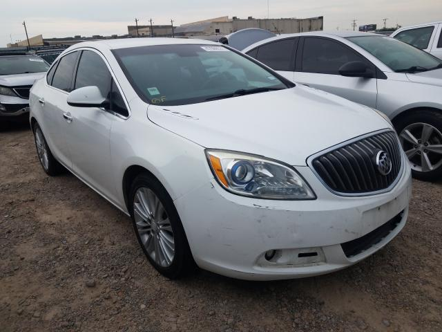 Vehiculos salvage en venta de Copart Mercedes, TX: 2014 Buick Verano