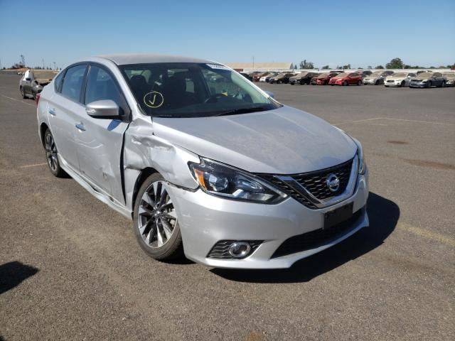 2016 NISSAN SENTRA S - 3N1AB7APXGY266003