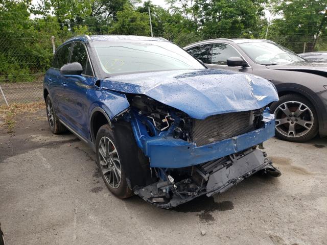 Lincoln Corsair salvage cars for sale: 2020 Lincoln Corsair