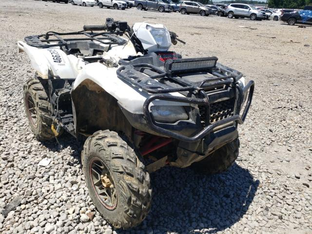 Salvage cars for sale from Copart Memphis, TN: 2016 Honda TRX500 FA