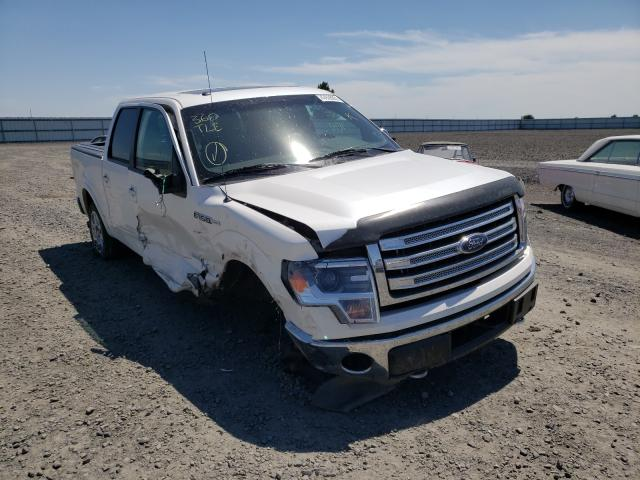 Salvage 2014 FORD F-150 - Small image. Lot 47625551