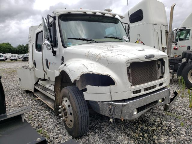 Salvage cars for sale from Copart Spartanburg, SC: 2008 Freightliner M2 106 MED