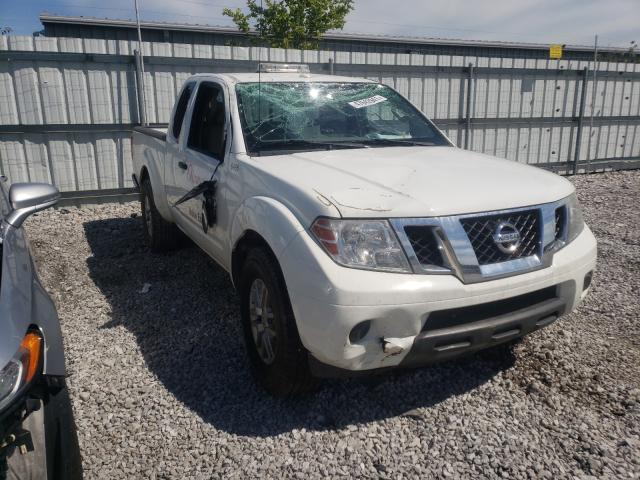 Salvage cars for sale from Copart Walton, KY: 2016 Nissan Frontier S