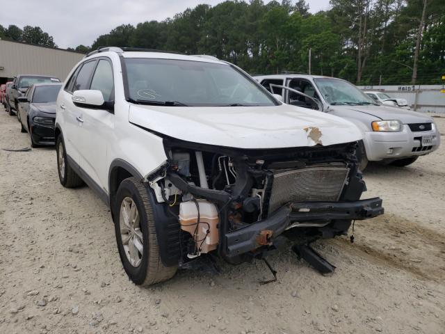 KIA salvage cars for sale: 2014 KIA Sorento LX