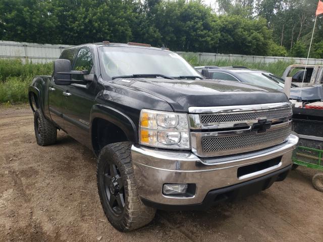 Salvage cars for sale from Copart Davison, MI: 2011 Chevrolet Silverado