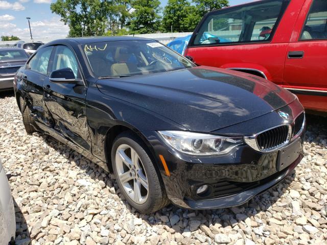BMW Vehiculos salvage en venta: 2015 BMW 428 XI GRA