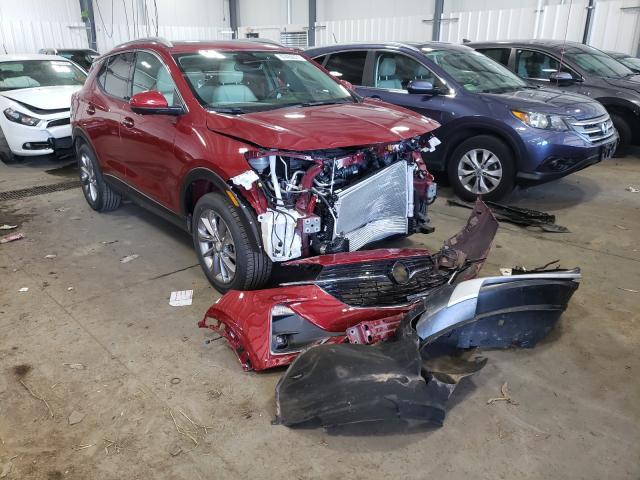 Vehiculos salvage en venta de Copart Ham Lake, MN: 2020 Buick Encore GX