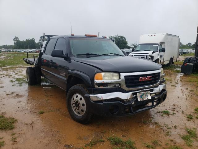 Salvage cars for sale from Copart Newton, AL: 2003 GMC New Sierra