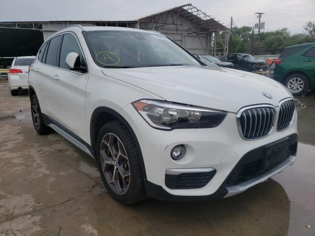 Salvage cars for sale from Copart Corpus Christi, TX: 2019 BMW X1 SDRIVE2