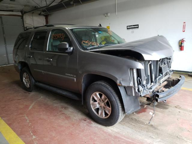 Salvage cars for sale from Copart Lyman, ME: 2007 Chevrolet Tahoe K150