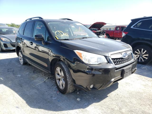 Salvage 2015 SUBARU FORESTER - Small image. Lot 47844361