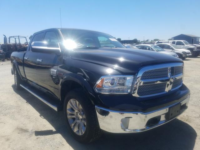 Salvage cars for sale from Copart Antelope, CA: 2015 Dodge RAM 1500 Longh