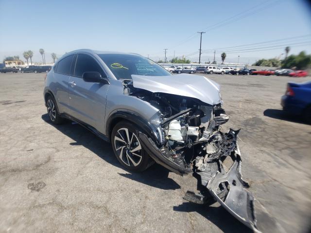 Vehiculos salvage en venta de Copart Colton, CA: 2020 Honda HR-V Sport
