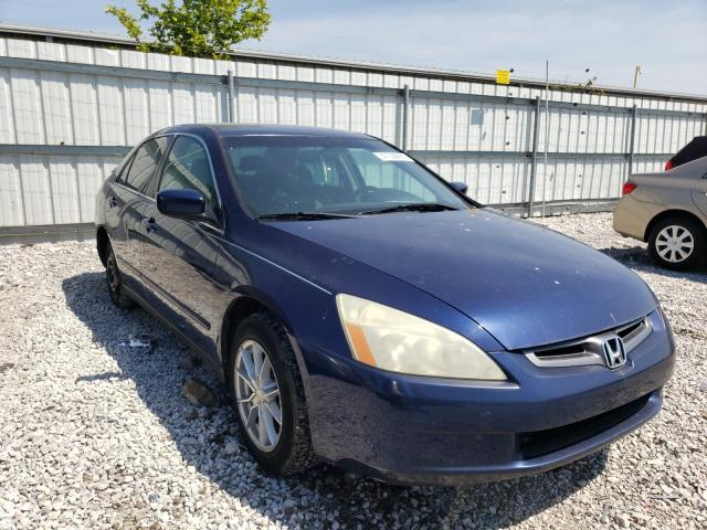 Salvage cars for sale from Copart Walton, KY: 2004 Honda Accord LX
