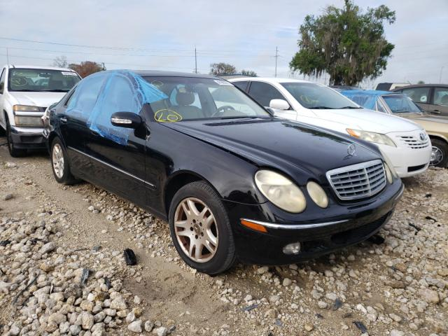 Salvage cars for sale from Copart Riverview, FL: 2004 Mercedes-Benz E 320