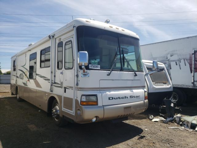 Salvage cars for sale from Copart Eugene, OR: 2000 Spartan Motors Motorhome