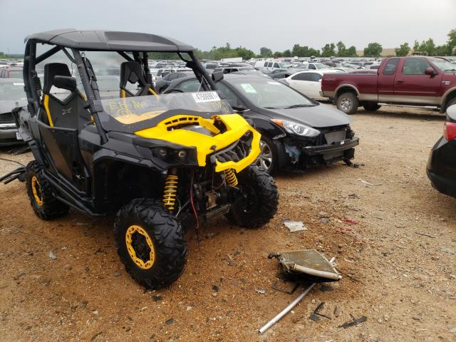Salvage cars for sale from Copart Bridgeton, MO: 2012 Can-Am Commander