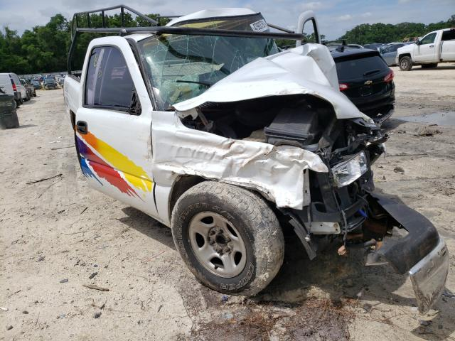 Salvage cars for sale from Copart Ocala, FL: 1999 Chevrolet Silverado