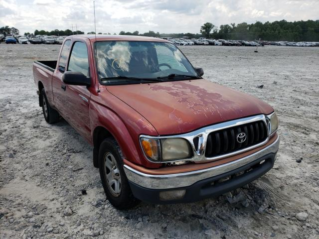 Salvage cars for sale from Copart Loganville, GA: 2004 Toyota Tacoma XTR
