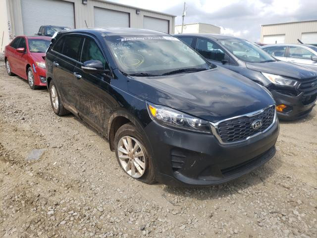 Salvage cars for sale from Copart Gainesville, GA: 2019 KIA Sorento L