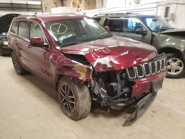 2019 Jeep Grand Cherokee en venta en Casper, WY