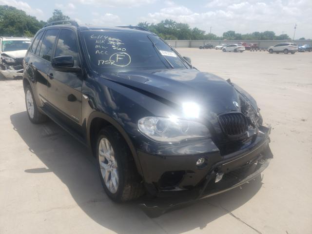 Vehiculos salvage en venta de Copart Wilmer, TX: 2012 BMW X5 XDRIVE3
