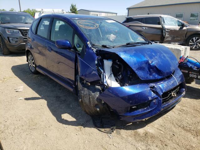 Vehiculos salvage en venta de Copart Louisville, KY: 2012 Honda FIT Sport