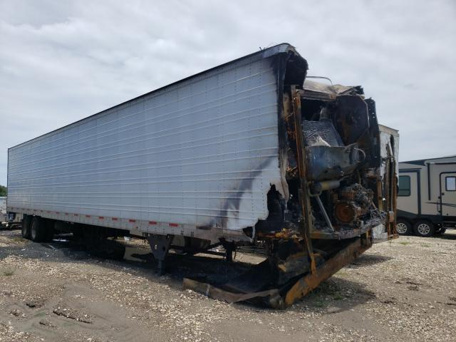 Salvage cars for sale from Copart Corpus Christi, TX: 2009 Utility Reefer