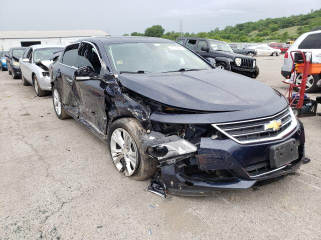 Salvage cars for sale from Copart Chicago Heights, IL: 2015 Chevrolet Impala LT