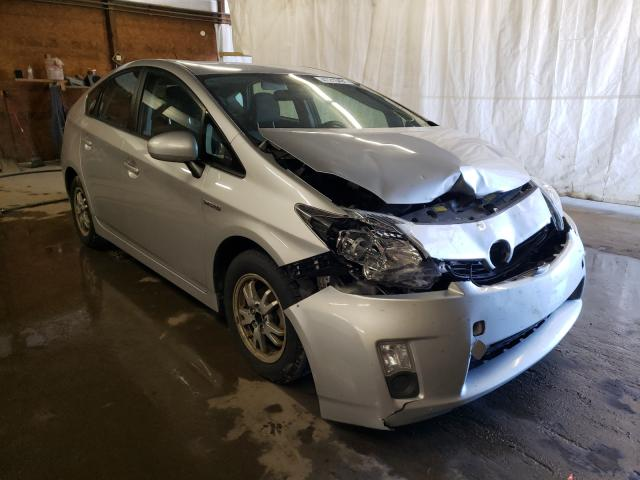 Clean Title Cars for sale at auction: 2010 Toyota Prius