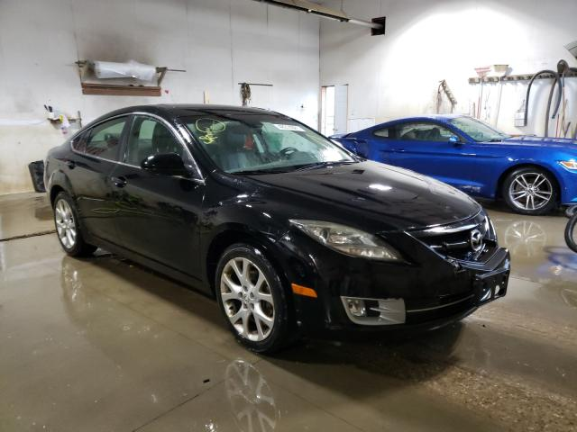 Salvage cars for sale from Copart Portland, MI: 2010 Mazda 6 I