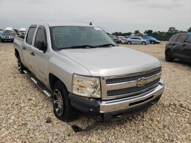 Salvage cars for sale from Copart Sikeston, MO: 2010 Chevrolet Silverado