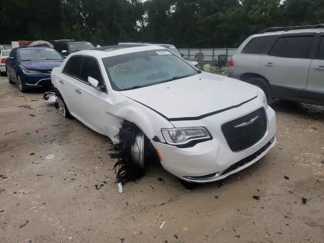 Salvage cars for sale from Copart Ocala, FL: 2015 Chrysler 300C