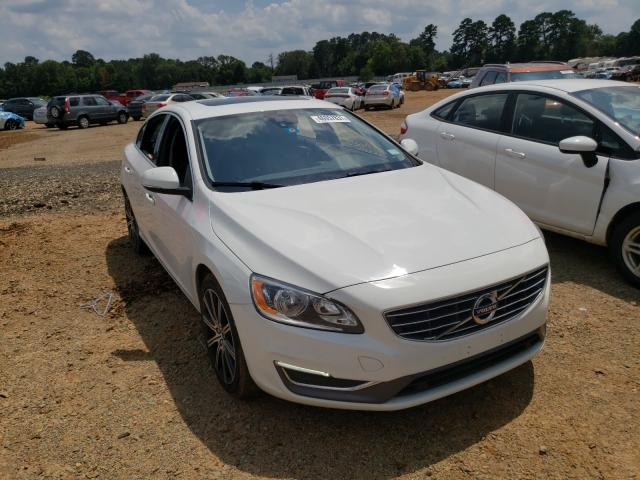 2016 Volvo S60 Premium en venta en Longview, TX