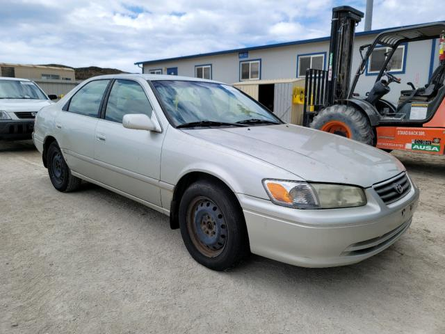 Salvage cars for sale from Copart Kapolei, HI: 2001 Toyota Camry CE