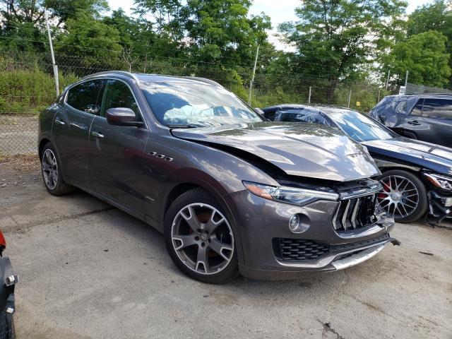 Maserati salvage cars for sale: 2018 Maserati Levante LU