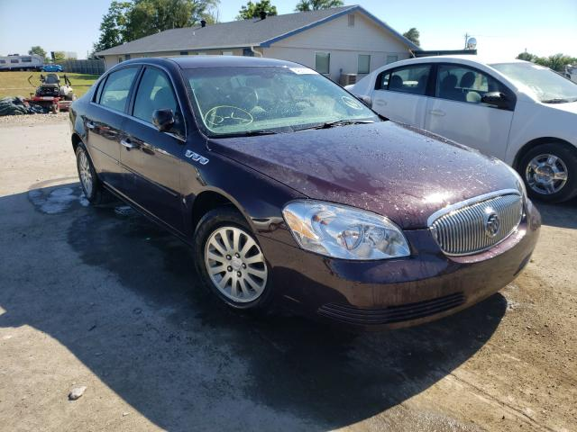Salvage cars for sale from Copart Sikeston, MO: 2008 Buick Lucerne CX