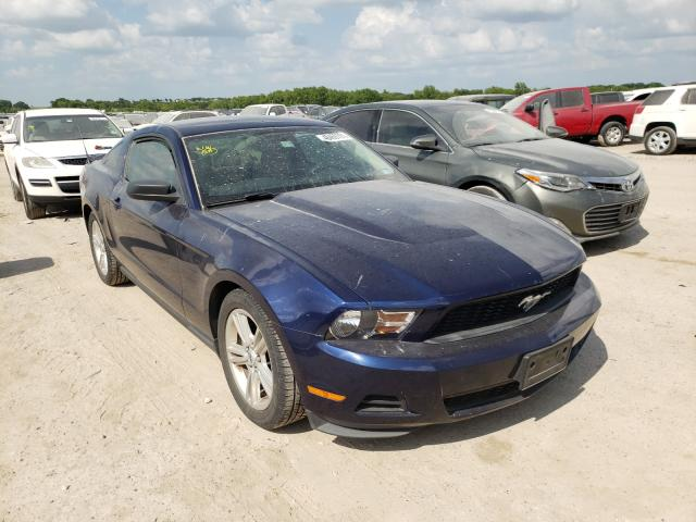 Clean Title Cars for sale at auction: 2010 Ford Mustang