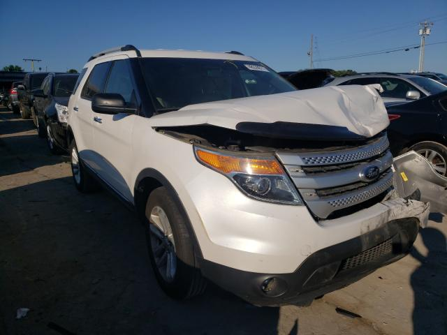 Salvage cars for sale from Copart Lebanon, TN: 2013 Ford Explorer X