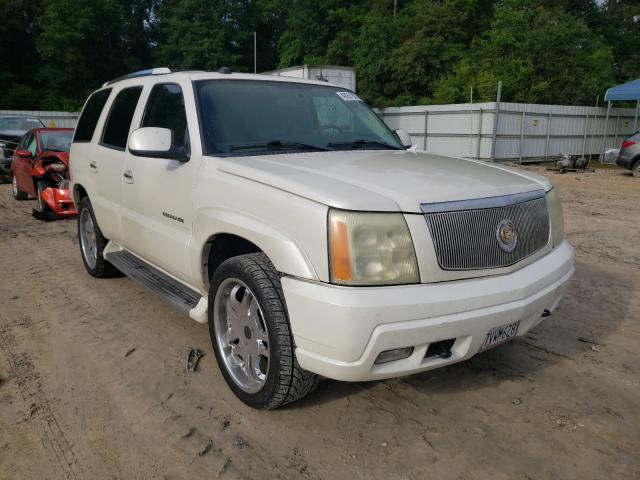 Salvage cars for sale from Copart Midway, FL: 2004 Cadillac Escalade L