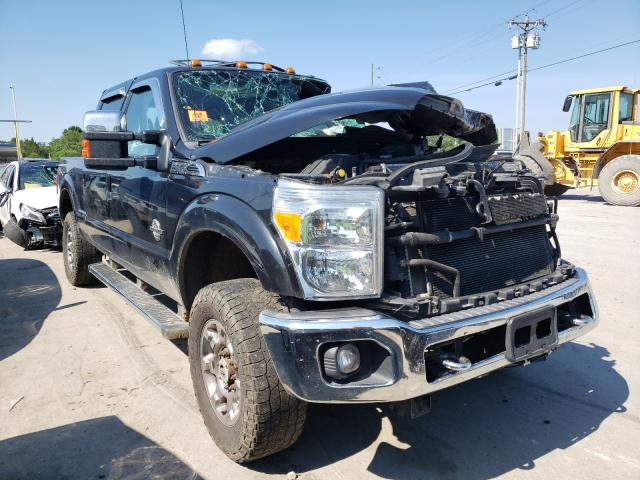 Salvage cars for sale from Copart Lebanon, TN: 2014 Ford F250 Super