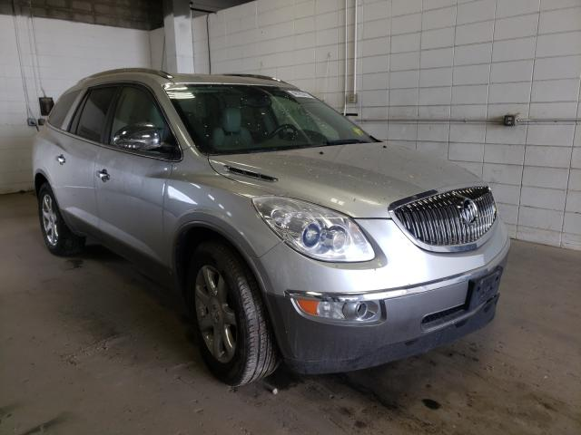 Salvage cars for sale from Copart Blaine, MN: 2009 Buick Enclave CX