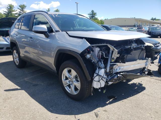Vehiculos salvage en venta de Copart Exeter, RI: 2020 Toyota Rav4 XLE