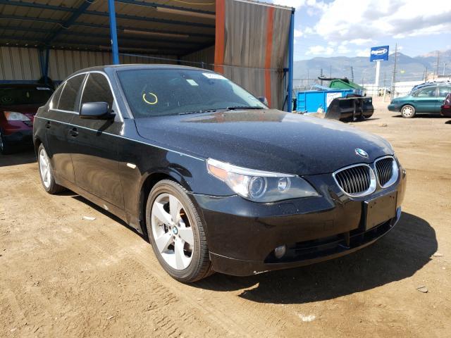 BMW Vehiculos salvage en venta: 2007 BMW 530 XI