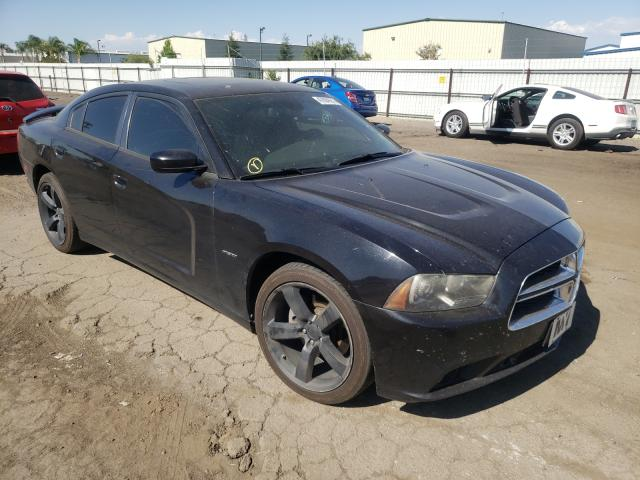 Salvage cars for sale from Copart Bakersfield, CA: 2011 Dodge Charger R
