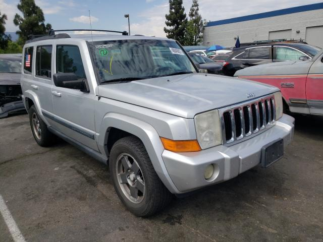 Used 2007 JEEP COMMANDER - Small image. Lot 48045821
