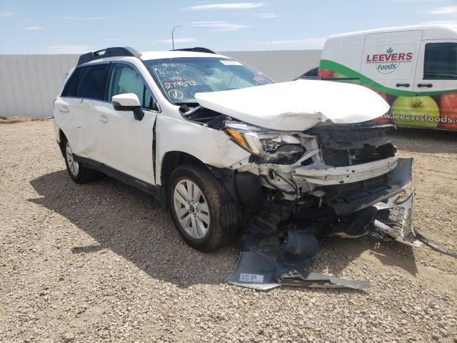 Vehiculos salvage en venta de Copart Bismarck, ND: 2015 Subaru Outback 2