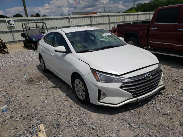 Salvage cars for sale from Copart Montgomery, AL: 2020 Hyundai Elantra SE